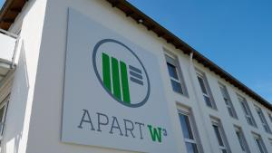 Hotel ApartW3, Hotels  Bad Oeynhausen - big - 9
