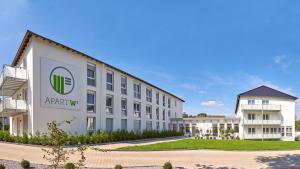 Hotel ApartW3, Hotels  Bad Oeynhausen - big - 19