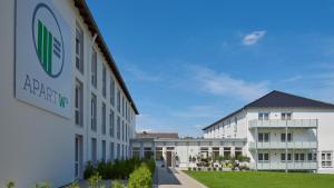 ApartW3, Hotel  Bad Oeynhausen - big - 11