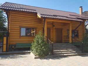 More Nadezhdy - Hrybivka