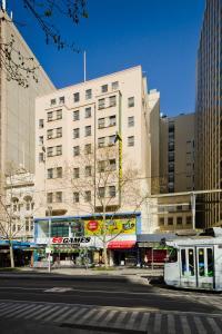 City Square Motel, Motel  Melbourne - big - 23