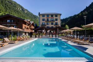 BestWestern Plus Excelsior Chamonix Hôtel & Spa