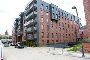 CityHub Apartments Gdańsk