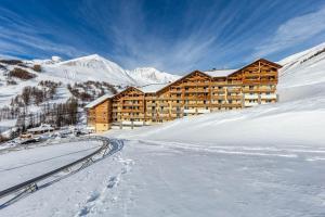 Les Cimes Du Val D'Allos - Hotel - La Foux d'Allos