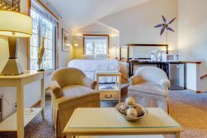 Beaches Inn Fourplex, Case vacanze  Cannon Beach - big - 35