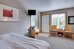 Beaches Inn Fourplex, Nyaralók  Cannon Beach - big - 49