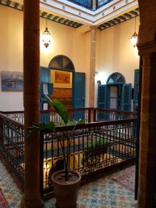 Riad Le Cheval Blanc, Bed and breakfasts  Safi - big - 66