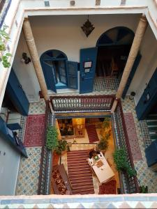 Riad Le Cheval Blanc, Bed and breakfasts  Safi - big - 88