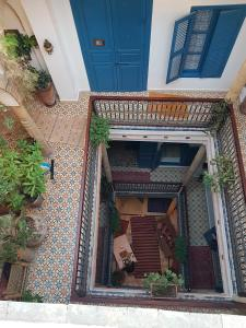Riad Le Cheval Blanc, Bed and breakfasts  Safi - big - 84