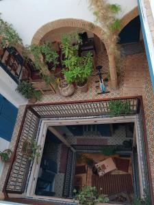 Riad Le Cheval Blanc, Bed and breakfasts  Safi - big - 69