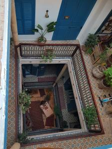 Riad Le Cheval Blanc, Bed and breakfasts  Safi - big - 71