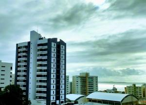 Apartamento Farol da Barra Salvador, Apartmány  Salvador - big - 13
