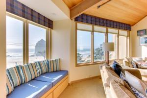 Haystack Views Vacation Rental, Prázdninové domy  Cannon Beach - big - 5