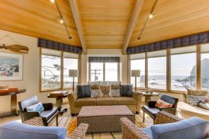 Haystack Views Vacation Rental, Prázdninové domy  Cannon Beach - big - 7