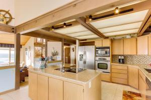 Haystack Views Vacation Rental, Prázdninové domy  Cannon Beach - big - 9
