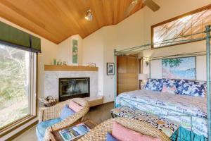 Haystack Views Vacation Rental, Holiday homes  Cannon Beach - big - 31