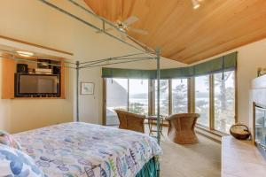 Haystack Views Vacation Rental, Prázdninové domy  Cannon Beach - big - 32