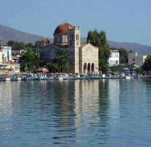 Hotel Marmarinos Aegina Greece