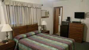 Out West Motel, Motely  Milton-Freewater - big - 27