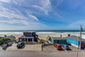 Sandscape & Sunsets, Holiday homes  Lincoln City - big - 3