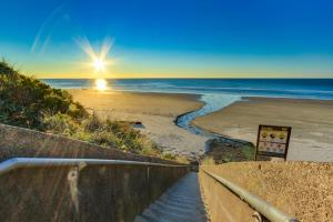 Sandscape & Sunsets, Holiday homes  Lincoln City - big - 22