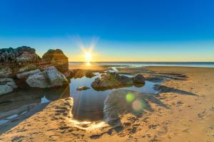 Sandscape & Sunsets, Holiday homes  Lincoln City - big - 23