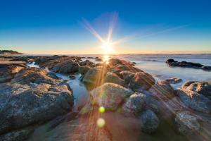 Sandscape & Sunsets, Holiday homes  Lincoln City - big - 24