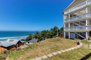Seal: Upper, Holiday homes  Lincoln City - big - 15