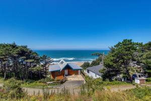 Seal: Upper, Holiday homes  Lincoln City - big - 16