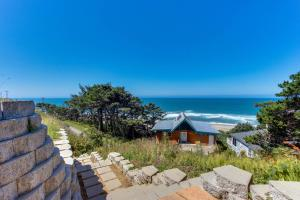 Seal: Upper, Holiday homes  Lincoln City - big - 17