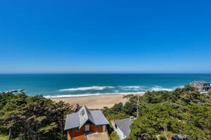 Seal: Upper, Holiday homes  Lincoln City - big - 19