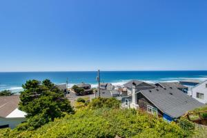 Wave Re-Views, Dovolenkové domy  Lincoln City - big - 6