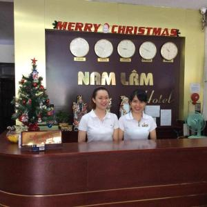Nam Lam Hotel, Hotels  Da Nang - big - 16
