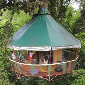 Nature Observatorio Treehouse Tours Manzanillo, Manzanillo