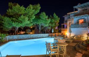Yperia Hotel Amorgos Greece