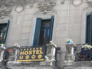 Freedom Hostel, Hostelek  Rosario - big - 70
