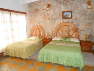 Casa Quinta Cobos, Priváty  Tequisquiapan - big - 9