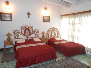 Casa Quinta Cobos, Priváty  Tequisquiapan - big - 8