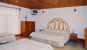 Casa Quinta Cobos, Priváty  Tequisquiapan - big - 7