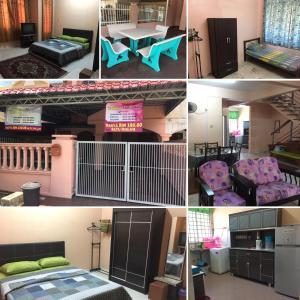 Homestay Tamu Orkid (Guest House), Проживание в семье  Куантан - big - 1