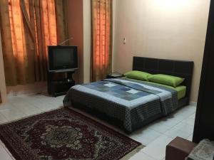 Homestay Tamu Orkid (Guest House), Проживание в семье  Куантан - big - 6