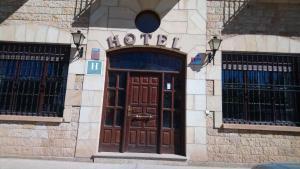 Hotel Villarreal - Navaleno