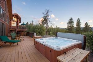 Blue Sky Mountain Ranch, Prázdninové domy  Black Hawk - big - 30