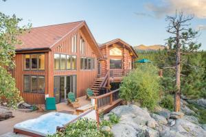 Blue Sky Mountain Ranch, Prázdninové domy  Black Hawk - big - 29
