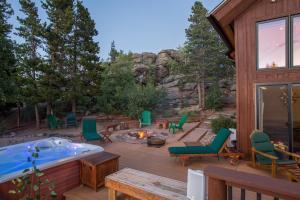 Blue Sky Mountain Ranch, Prázdninové domy  Black Hawk - big - 17
