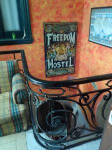 Freedom Hostel, Хостелы  Росарио - big - 81