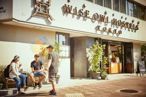 Wise Owl Hostels Tokyo (1 of 181)