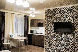 Apartment on Bukhar Zhirau 48, Apartmány  Karaganda - big - 24