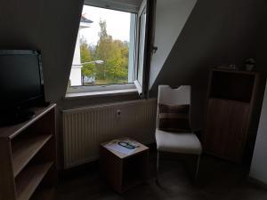 Pension Am Stadtrand, Penziony  Lipsko - big - 6