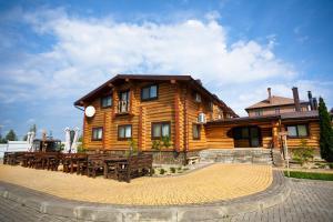 Dobrynya Hotel - Poselok Kuzmino